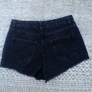 Disney Shorts - Disney mickey mouse jean shorts